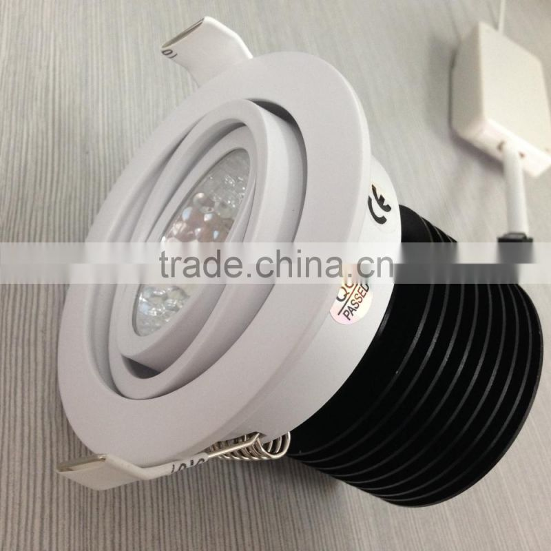 Most popular COB 5w ceiling downlight led with CE