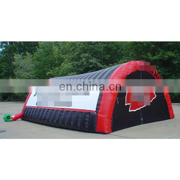 hot sell inflatable sport tunnel inflatable football tunnel for sale