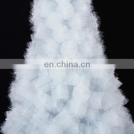 Christmas Scene Very Nice White Christmas Tree for Sale Feather Pine Needle xmas Tree
