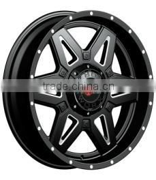 20x9.0 alloy car rims 6x139.7 on sales wheels for 4x4 atvs factory wholesale alloy wheel