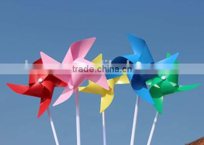 Cheap fashionable promotional paper windmill