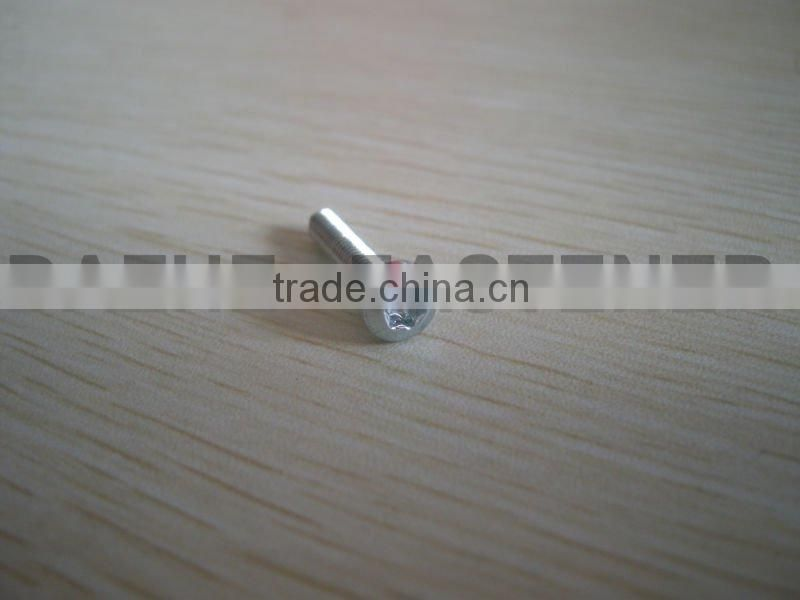 China Pan head six-lobe drive machine screw
