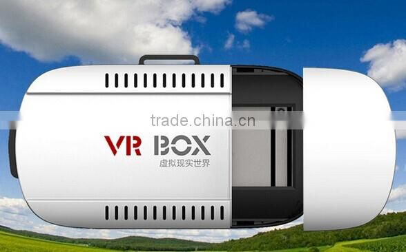 2016 3D vr glasses,Upgraded Edition Virtual Reality Glasses,VR BOX