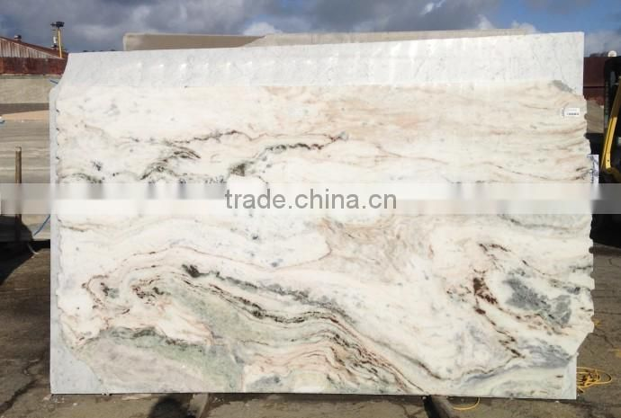 home decoration White natural marble Bathroom countertop NTMS-MS004Y