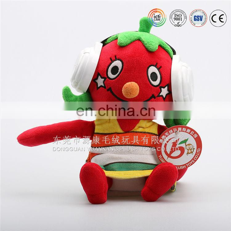 Singing and dancing plush toys,dancing and music plush toys