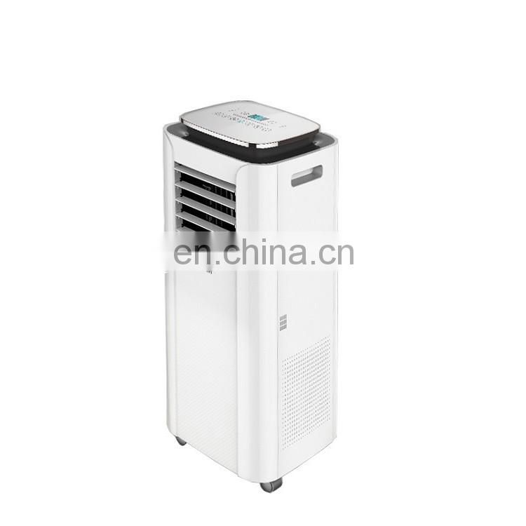 mini floor standing portable air conditioning