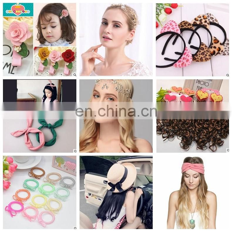6 pieces/bag New Simple Black Hair Clips Girls Hairpins BB Clips For Womens Barrettes Headbands