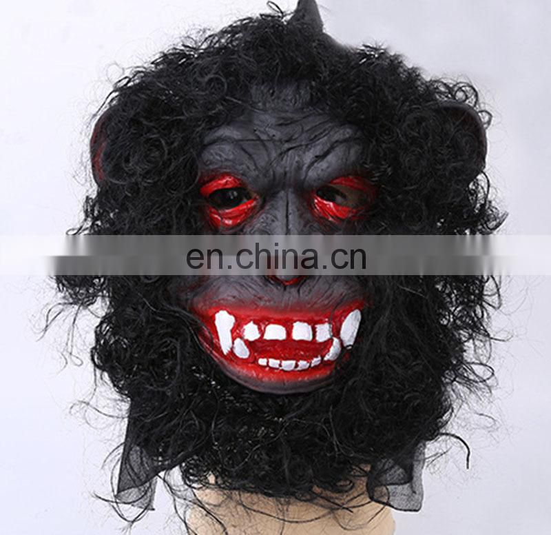 Halloween horror animal mask ghost latex nausea masks