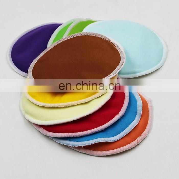 Natural Reusable Ultra Soft Absorbent Bamboo Breast Pad with gel pad