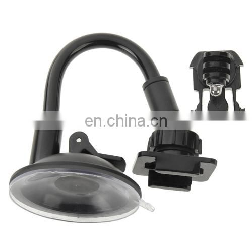 Car Windshield Suction Cup Holder with 360 Degree Rotatable Adapter