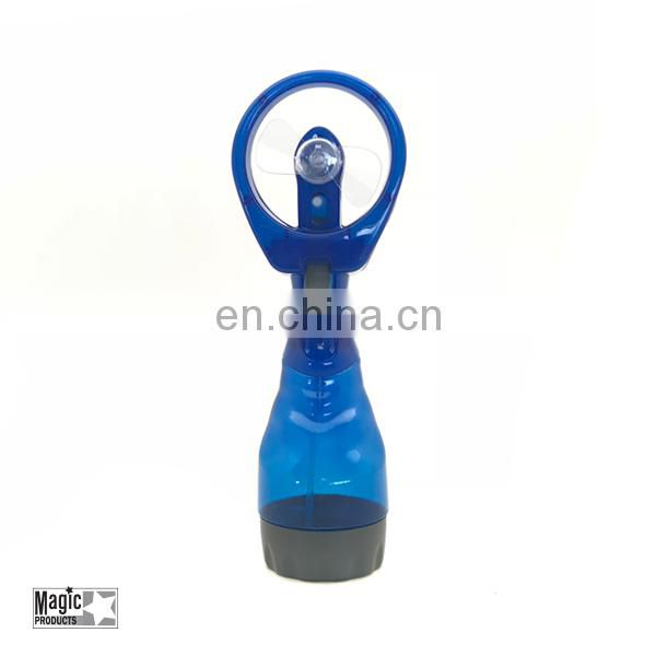 Household Durable LED cool air sprinkling fan