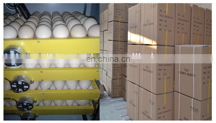 Chicken Poultry Farm Equipment Automatic Incubator and Hatcher / Egg Incubator Hatching Machine