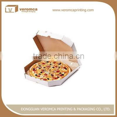 Promotion small corrugated food carton pizza boxes