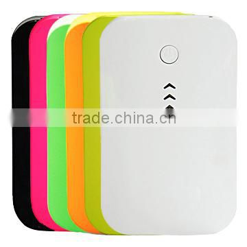 Customised Logo Tablet Smartphone 6600mAh Power Bank