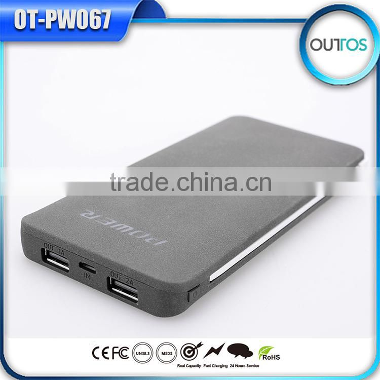 corporate gifts power bank universal external battery charger