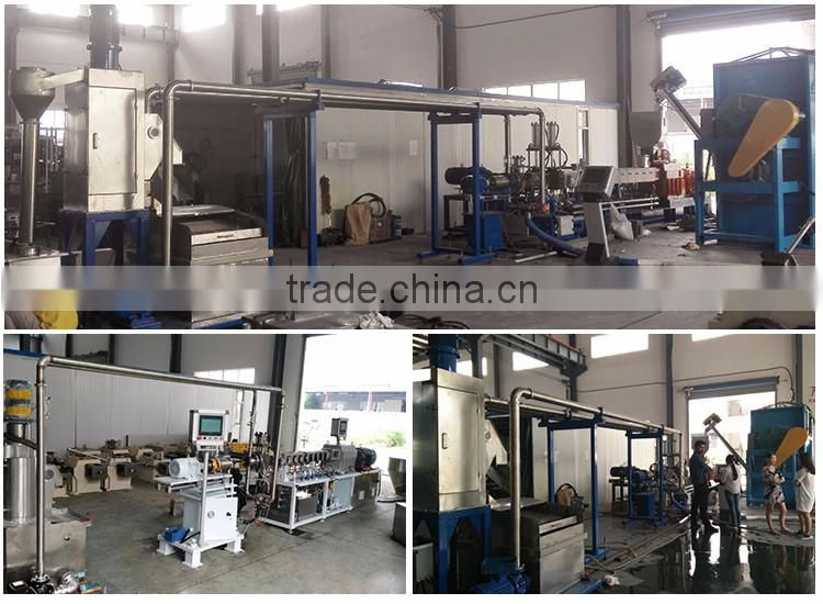 Double Screw Extruder for Plastic Granule Processing/Wholesale China Products White Masterbatch Filling Machine