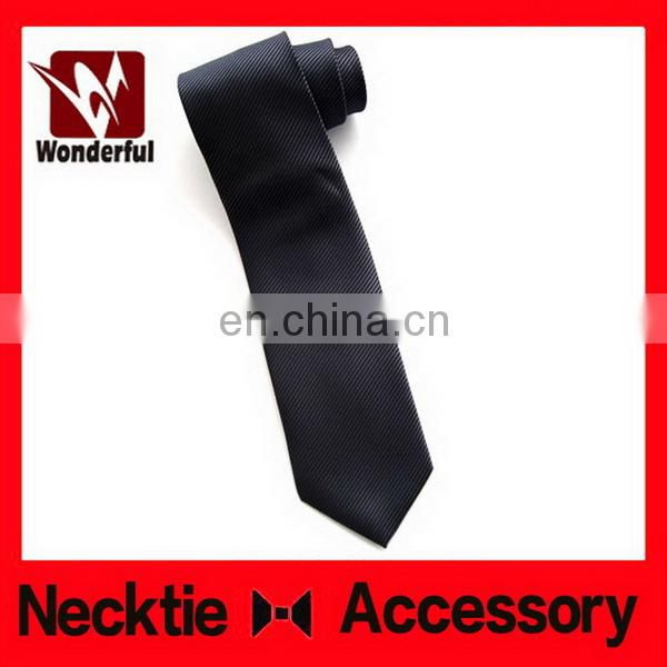 Alibaba china hot sell fashionable stripe polyester necktie