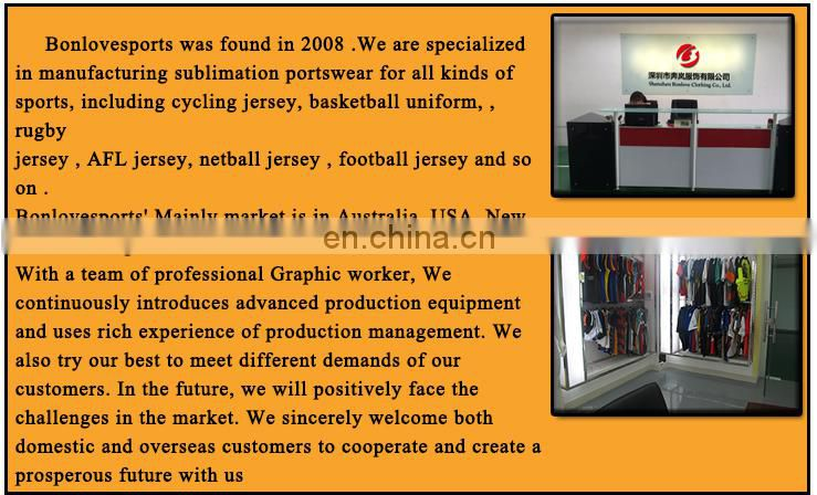 China Professional Top Grade Football Jersey football wear