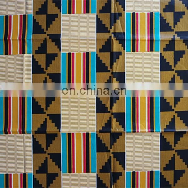 Hot Sale African super JAVA print fabrics Fashion Hitarget Wax print fabrics Veritable Guaranteed JAVA