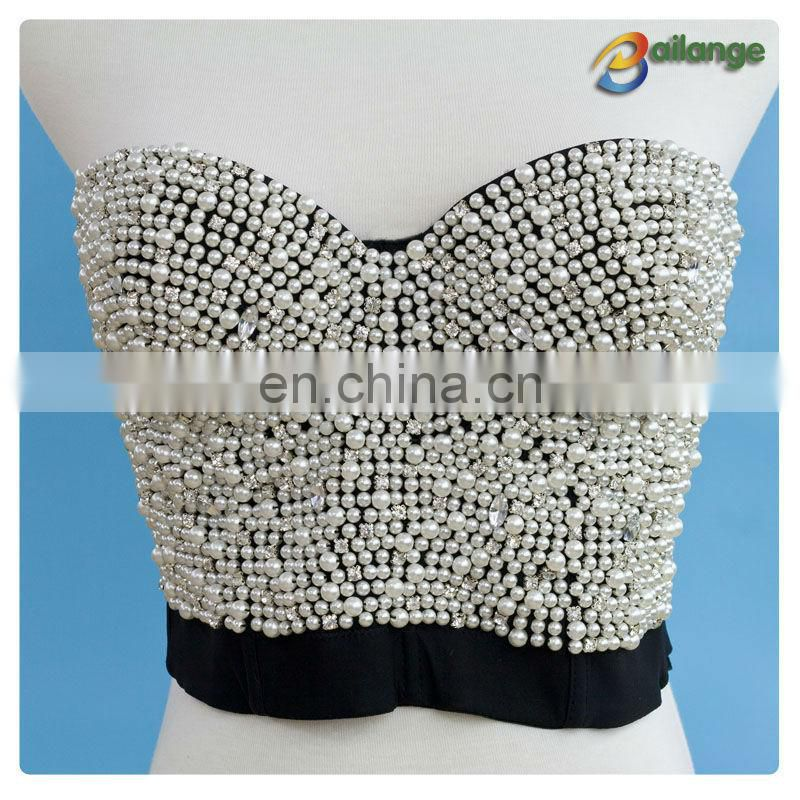 Bailange 2015 Newest unique crochet bra fashion sport bra unisex swimwear