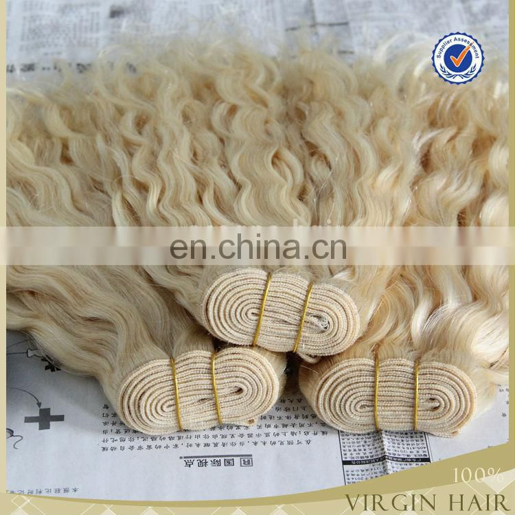 Cheap hair extension color hair weaves blonde hair extensions curly hair extension blonde human hair weave