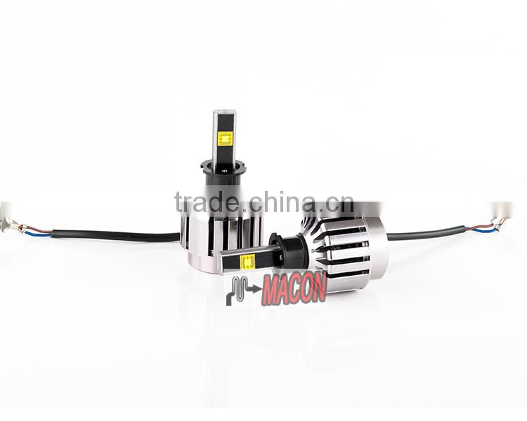 go karts separated driver led headlight H3 for Audi 100 cars for Excelle for Sail for Fit