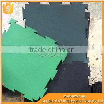 14mm synthetic rubber running track material for running track