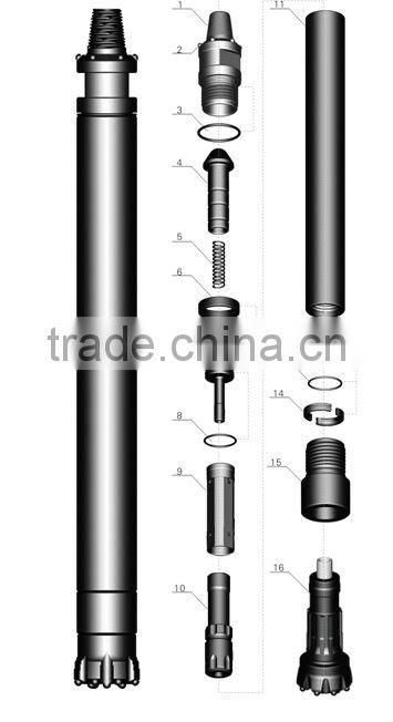 high quality of downhole drill tools/downhole hammer