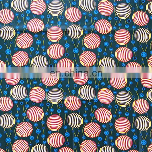 customized african fabric real wax fabric african george prints