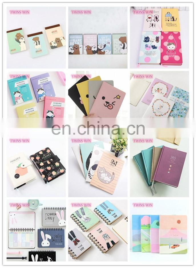 Chile 2018 hotsale office stationary supplies promotion gifts mini pocket paper notepad mixed colors