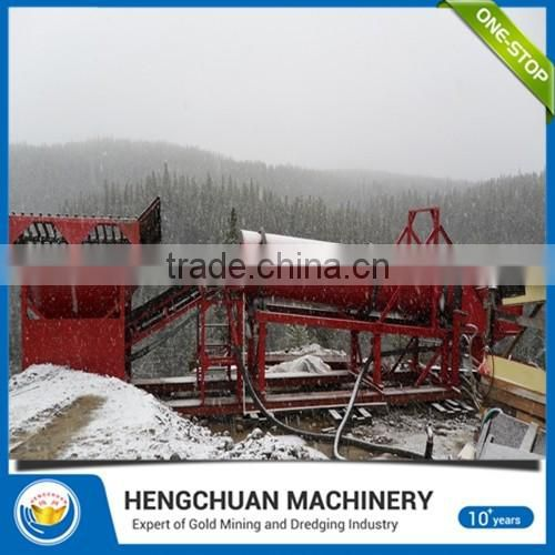 Good price Customized Gold Mining Trommel Washing&Gold Washing Trommel
