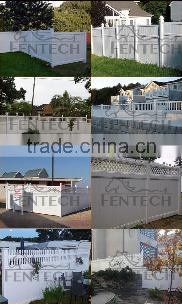 High quality easy to install temporary privacy fencing