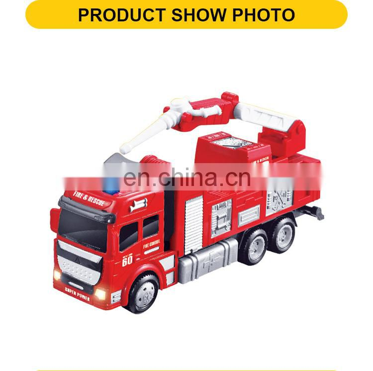 Electric Universal Fire Engine Kids Electric Car With Alarm Sound