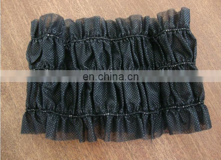 Disposable PP Elastic Hairband/Protective Nonwoven Hairband for SPA