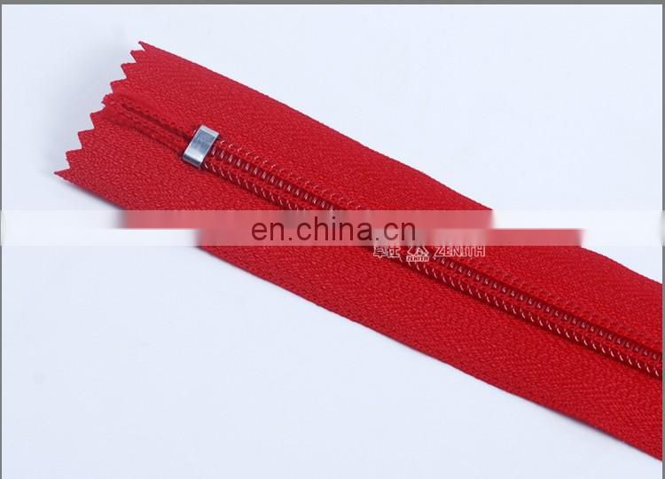 5# Nylon Coil Waterproof Zipper ZN20003