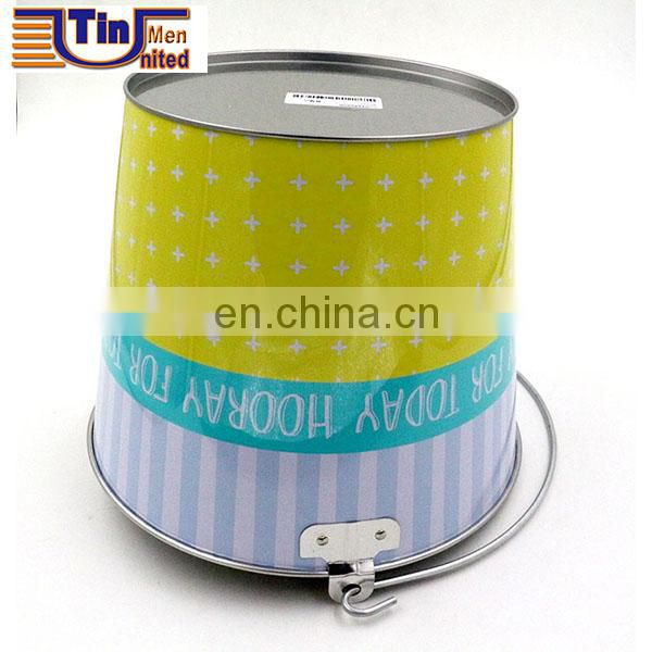 Tinplate Metal Type and Package Use beer tin box