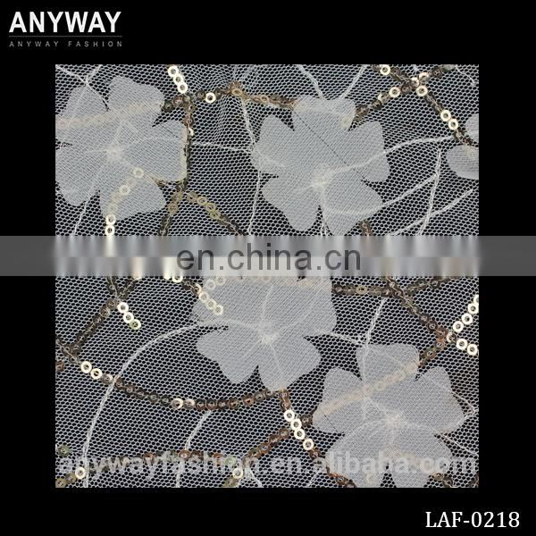 Newest fashion swiss lace fabric cheap lace fabric italian lace fabric for women