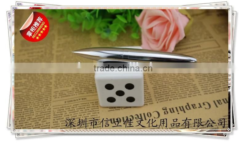 TT-12 Unique Dice pen display stand, fat bank pen with holder