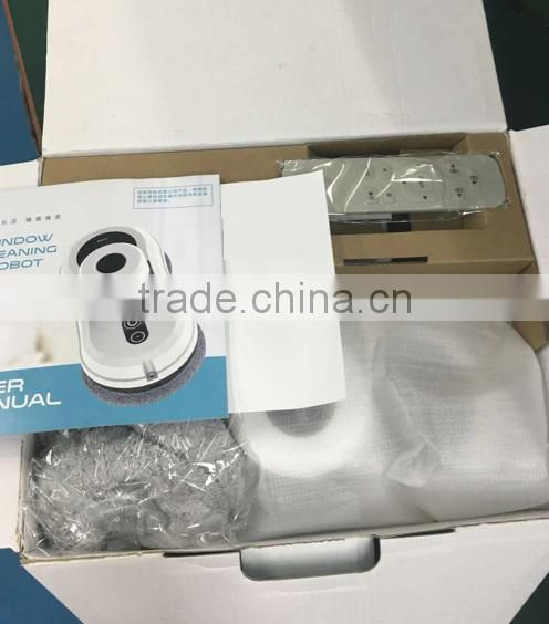 China products wholesale glass-wall cleaning robot for window clean robot