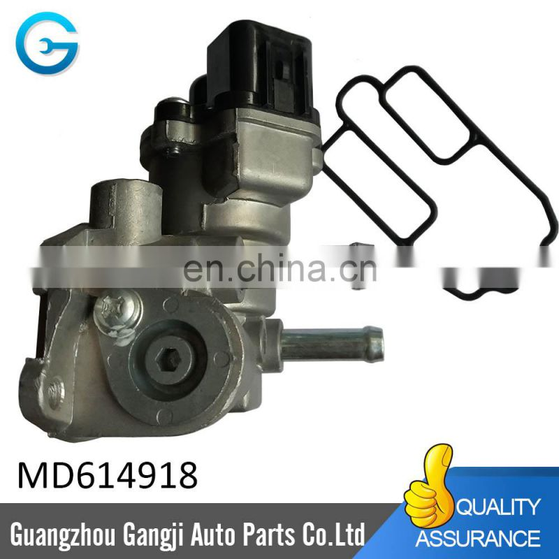 Fast Idle Air Control Valve Motor OEM MD614918 For Mit.subishi Pa.jero V31