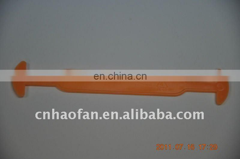 hot plastic handle for cardboard box/bags/bottles