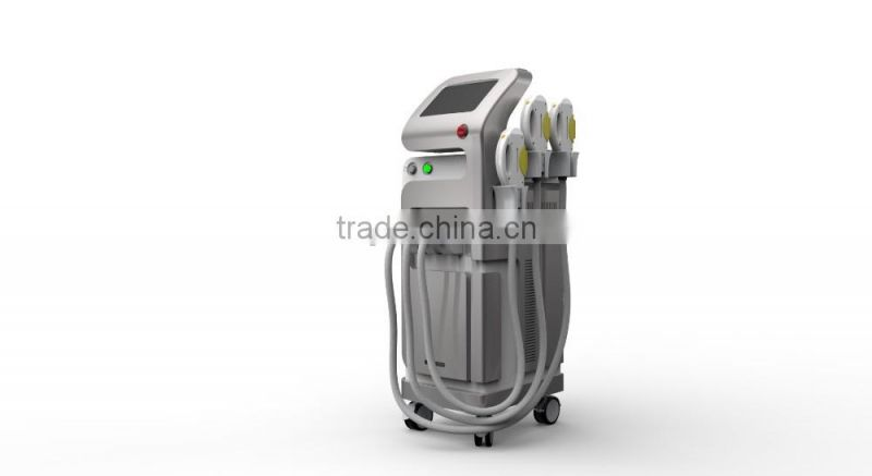 Cavitation+rf+ipl+elight+laser For Hair Tattoo Removal Weight Loss Multifunctional Machine