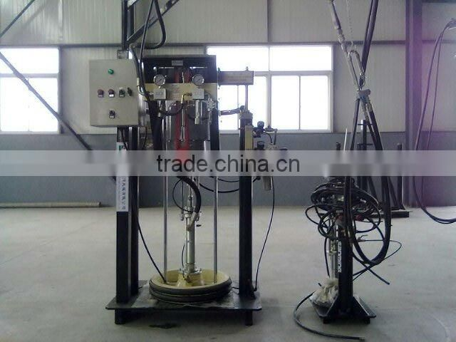 Bicomponent Rubber-spreading Machine