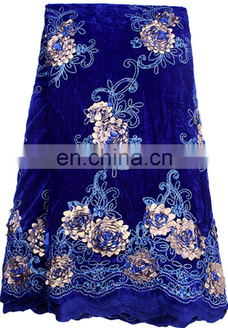 embroidery dry lace design in 2014 summer for weeding