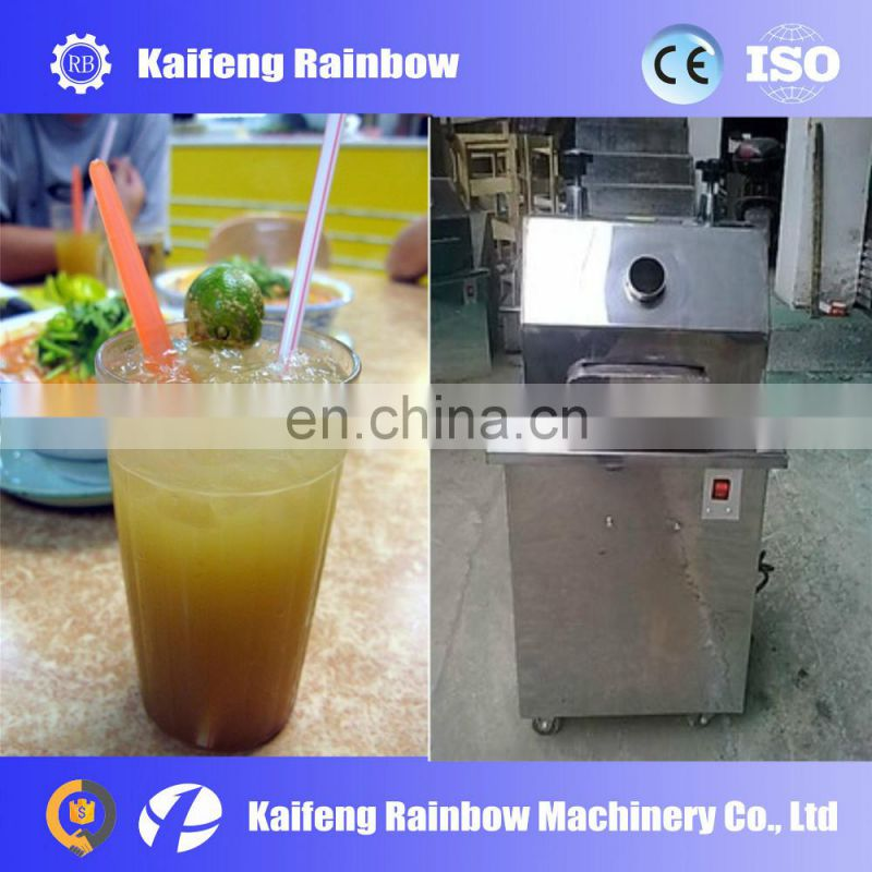 20% discount Home use high performance Sugarcane juicer /small juice making machine/sugarcane juice making machine