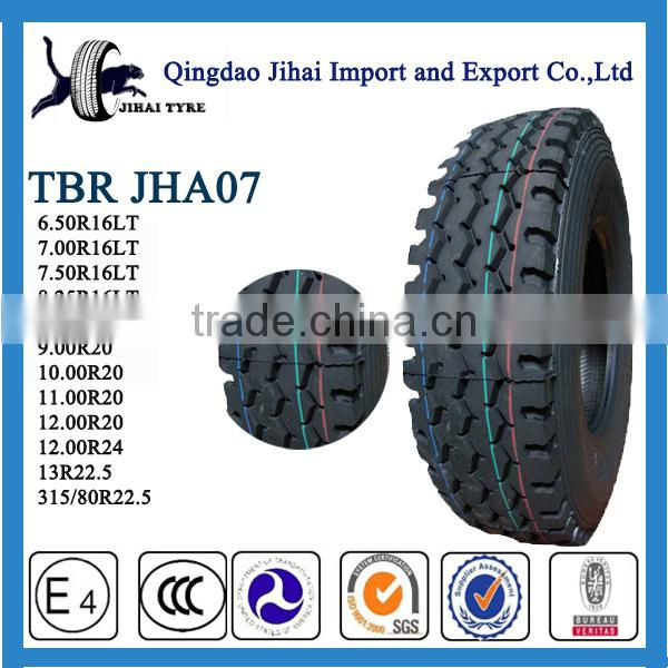 hot sale used truck tires with cheap chin price