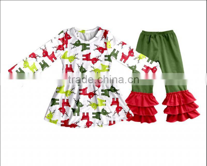 9c0f69ef5 2017 New styles christmas unicron wholesale baby outfits remake ...
