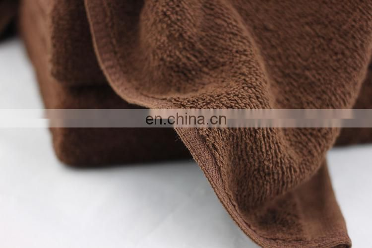 wholesale custom dark color 100% cotton foot towel