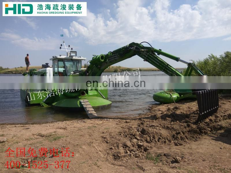 HID Clay Emperor Water Master Sand Dredger