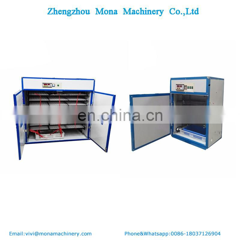 Automatic poultry eggs incubator/small automatic egg incubator hatching machine